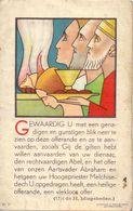 Devotie - Devotion - Priesterwijding Eremis - Joris Rooryck - Brugge - Alveringem 1941 - Devotion Images