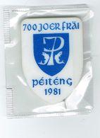 Péiténg 700 Joer Frei - Luxembourg