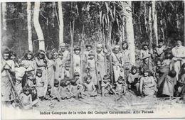CPA Argentine Non Circulé Type Indien - Argentina