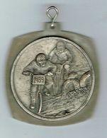 Esch Trés Joli Médaille (B.M.X.)Cité Verte.Voir Scan - Luxembourg
