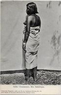 CPA Argentine Non Circulé Type Indien Nu Féminin Femme Nue - Argentina
