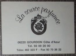 """Petit Calendrier De Poche Parfumé La Source Parfumée Gourdon """"Lapis Lazuli"""" - Calendari"""