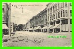 TROIS-RIVIÈRES, QUÉBEC - RUE DES FORGES - CIRCULÉE EN 1912 - - Trois-Rivières