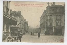 TROYES - L'Elargissement De La Rue De La Grande Tannerie - Troyes