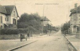 78-Villennes Sur Seine : Avenue Du Président (poste) - Villennes-sur-Seine