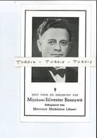 SILVESTER BOSSUWE ECHTG MADELEINE LIBEERT ° PROVEN 1893 + IEPER 1951 - Devotion Images