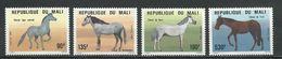 MALI Scott 512-515 Yvert 511-514 (4) ** Cote 13,50$ 1985 - Mali (1959-...)