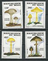 MALI Scott 516-519 Yvert 515-518 (4) ** Cote 18,00$ 1985 - Mali (1959-...)