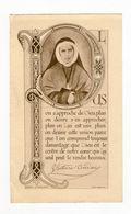 Sainte Marie Victoire Thérèse Couderc (Sablères, 07, Lalouvesc, Lyon), éd. Abbaye De Maredret - Devotion Images