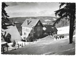 ORBEY LAC BLANC - Refuge De La TINFRONCE - Orbey