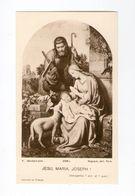 Jesu, Maria, Joseph ! Sainte Famille, éd. Mignard N° 2348 L - Devotion Images