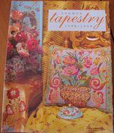 Catalogu1998/1999Ehrman Tapestry  63 Pages De Modèles Couleur  Avec Références SANS Diagrammes  Tapisserie Laine - Books, Magazines, Comics