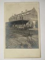 Wespelaar-Tildonk Fotokaart WO I(1915) Feldpostkarte (Duitse Soldaten) - Haacht