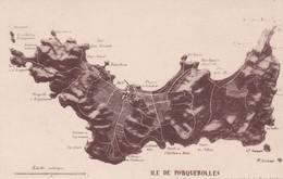 83 / LOT DE 10 CARTES  ILE DE PORQUEROLLES / TOUT PETIT PRIX - Porquerolles