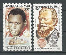 MALI Scott C522-C523 Yvert PA513-PA514 (2) ** Cote 11,00$ 1986 - Mali (1959-...)