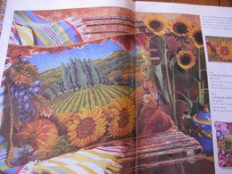 Catalogu1995 Ehrman Tapestry  60 Pages De Modèles Couleur  Avec Références SANS Diagrammes  Tapisserie Laine - Books, Magazines, Comics