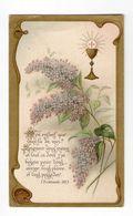 Citation Eclésiaste XVI, Calice Et Lilas, éditeur Non Mentionné - Devotion Images