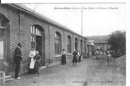 Aix-en-Othe, Usine Gabut, Ateliers Et Magasins - France