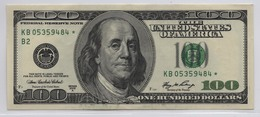 USA, 100 Dollars 2006 Star Note * AUNC - Federal Reserve Notes (1928-...)