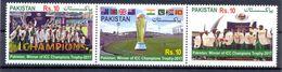 PAKISTAN (AZI 151) - - Cricket