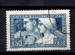 France Le Travail YT N° 252 Oblitéré. B/TB. A Saisir! - France