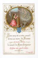 Jeanne D'Arc, Sainte Catherine Et Sainte Marguerite, éd. Bonamy Pl. 97 - Devotion Images