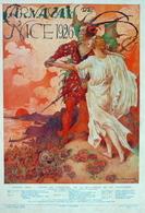 Publicité Papier 1926 - CARNAVAL De NICE - Pubblicitari