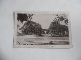 Cpa  Conakry  Camayenne - Plage - Guinée Française