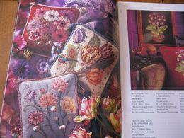 Catalogu1996 Ehrman Tapestry  62 Pages De Modèles Couleur  Avec Références SANS Diagrammes  Tapisserie Laine - Livres, BD, Revues
