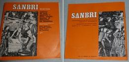 Rare Ancien Catalogue Publicitaire, Pub SANBRI, Matériel De Cave, Tire-bouchons, Outils Rangement - Pubblicitari