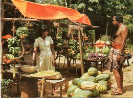 SRI LANKA : Fruit And Vegetable Stall - Sri Lanka (Ceylon)