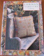 Catalogu1994 Ehrman Tapestry58 Pages De Modèles Couleur  Avec Références SANS Diagrammes  Tapisserie Laine - Livres, BD, Revues