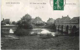 LES MAILLYS .... LE PONT SUR LA TILLE - France