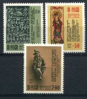SRI LANKA ( POSTE ) :Y&T N°  565/567  TIMBRES  NEUFS  SANS  TRACE  DE  CHARNIERE , A  VOIR . - Sri Lanka (Ceylan) (1948-...)