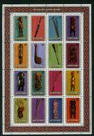 AITUTAKI ( POSTE ) :Y&T N°  254/269  TIMBRES  NEUFS  SANS  TRACE  DE  CHARNIERE , A  VOIR . - Aitutaki