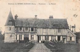 Environs De BOURG ACHARD - FLANCOURT - Le Manoir - Autres Communes