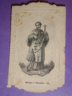 S.FRANCESCO SAVERIO - N°124  Santino Benziger - Einsiedeln Suisse - Devotion Images