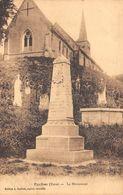 FOULBEC - Le Monument Aux Morts - Autres Communes