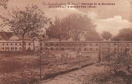 MOUETTES - La Cuniculiculture Moderne, élevage De La Houssaye - ROUSSEAU - Autres Communes