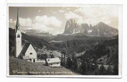 VAL GARDENA - S.GIACOMO    VIAGGIATA FP - Bolzano (Bozen)
