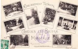 MARSEILLE---- LES CAMOINS - Les Caillols, La Valentine
