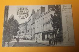 BLOIS - Rue Denis Papin. - Blois