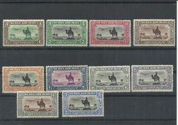 SUDAN YVERT AEREO  3A/11  MH  * - Sudan (...-1951)