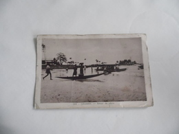 Cpa  Conakry Retour De Pêche - Guinée Française