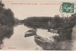 10 - NOGENT-SUR-SEINE - Un Joli Paysage Des Bords De La Seine - Nogent-sur-Seine