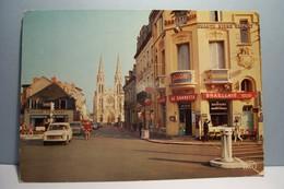 CHATEAUROUX     ---     Quartier  Saint - Luc  - ( Pas De Reflet Sur L'original ) - Chateauroux