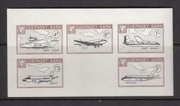 Guernsey SARK Europa 1965 Miniature Sheet - Unmounted Mint NHM - Guernsey