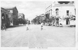 CP DJIBOUTI RUE MARCHAND - Djibouti