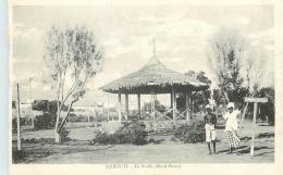 CP DJIBOUTI STADE ROND-POINT - Djibouti