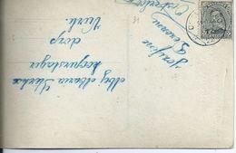 Fantasiekaart Met OCB 183 - Afstempeling OOSTERLOO Relais - 1915-1920 Albert I